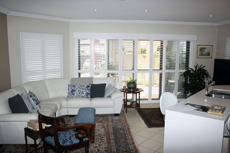 Change Your Simple Interior into An Elegant Space with Plantation Shutters -