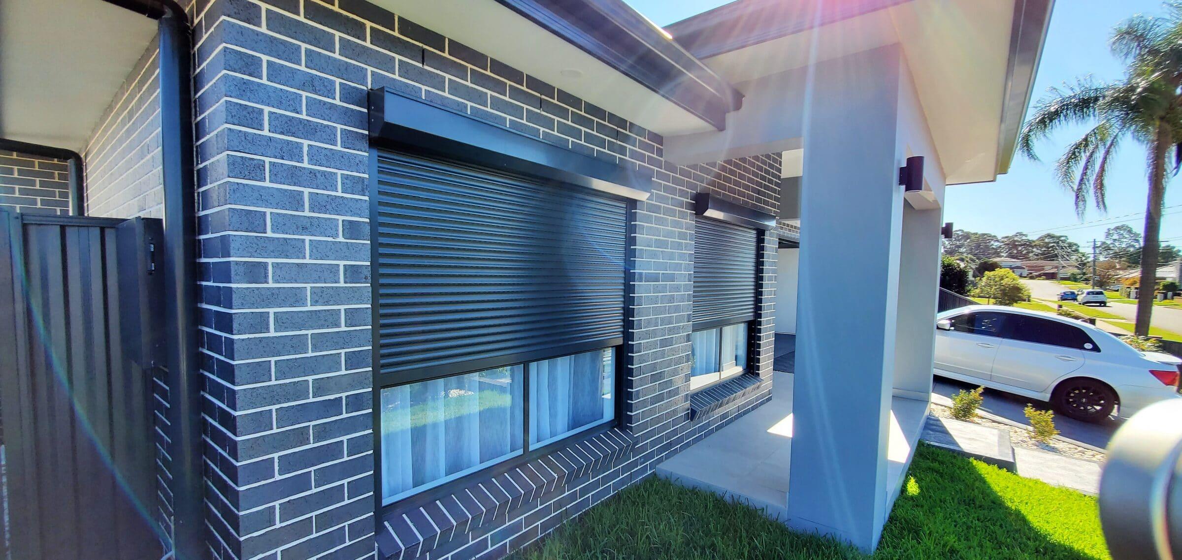 Roller shutters in Sydney - iStyle Shutters